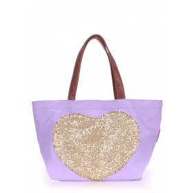 Сумка Pool Party Love Tote Lilac