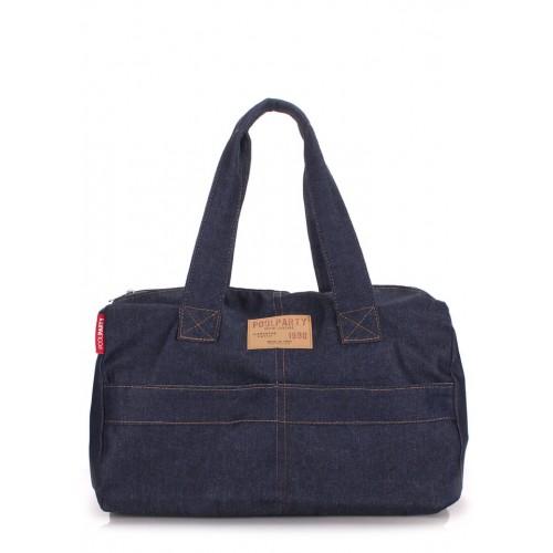 Текстильная сумка PoolParty Sidewalk Jeans