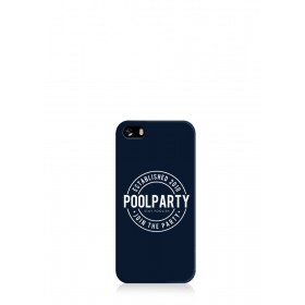 Чехол для iPhone 4, 5, 5s Pool Party Stamp Case