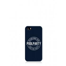 Чехол для iPhone 4, 5, 5s Pool Party Stamp Case