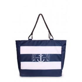 Женская сумка PoolParty Bay Tote Blue