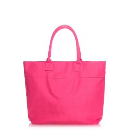 Текстильная сумка PoolParty Paradise None Pink