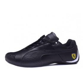 Puma Ferrari Low Black мужские кроссовки