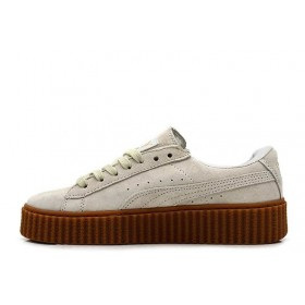 Puma x Rihanna Creepers Milk женские кроссовки