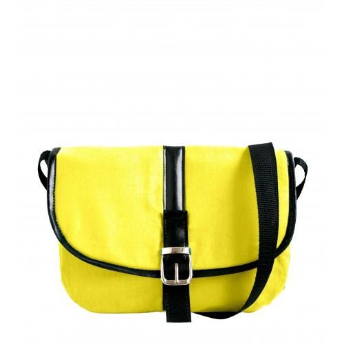 Pur Pur Camellia Yellow женская сумка