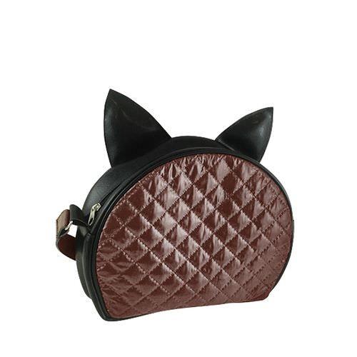 Pur Pur Kitty Brown женская сумка