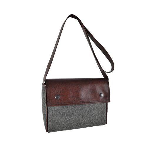 Pur Pur Lydie Brown женская сумка