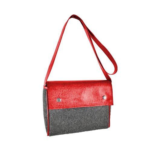 Pur Pur Lydie Red женская сумка