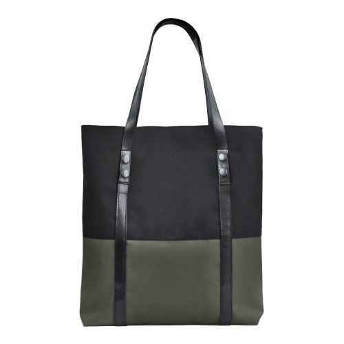 Pur Pur Carry Khaki Black женская сумка