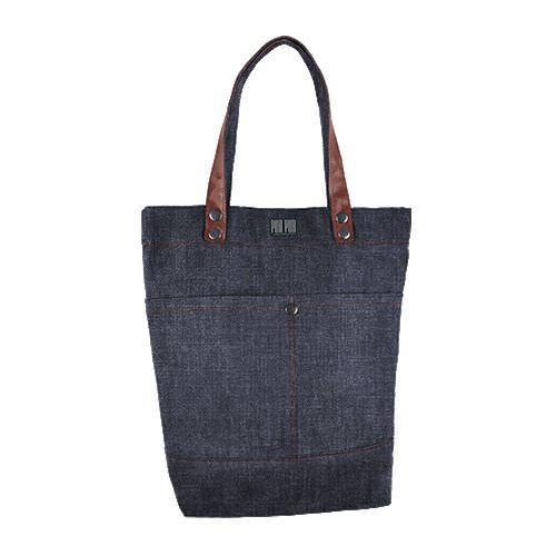Pur Pur Indie Jeans Brown женская сумка