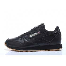 Reebok Classic Leather II Black Camo мужские кроссовки