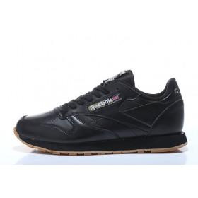 Reebok Classic Leather II Black Camo мужские кроссовки