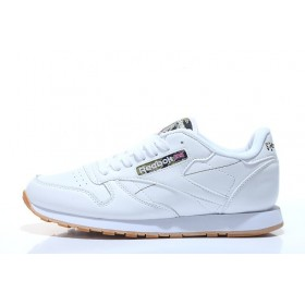 Reebok Classic Leather II White Camo мужские кроссовки