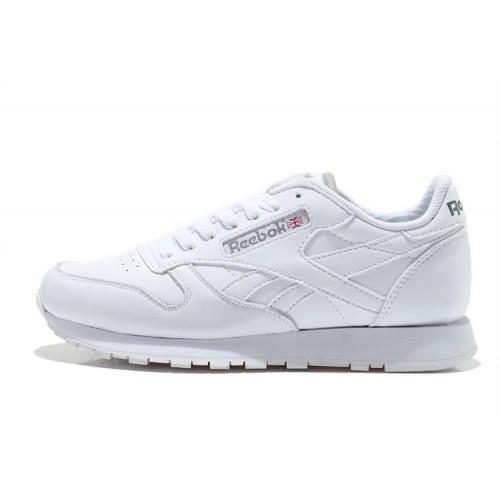 Reebok Classic Leather White мужские кроссовки