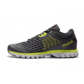 Reebok Sublite Super Duo Black Green мужские кроссовки