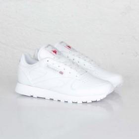 Reebok Classic White женские кроссовки