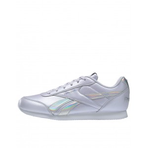Reebok Royal Classic Jogger 2.0 Silver Purple женские кроссовки