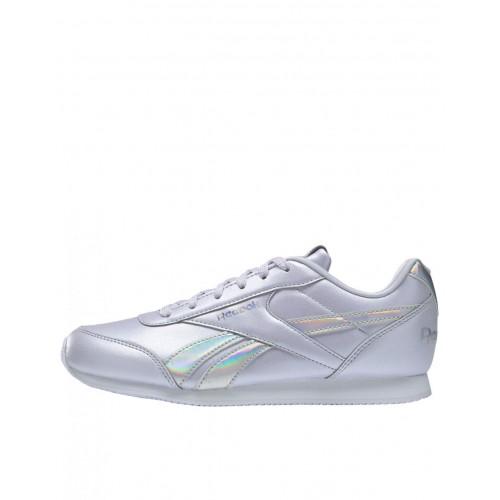 Reebok Royal Classic Jogger 2.0 Silver Purple женские кроссовки