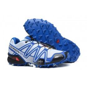 Salomon Speedcross 3 Blue Sky мужские кроссовки