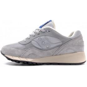 Saucony Shadow 6000 Premium Grey мужские кроссовки