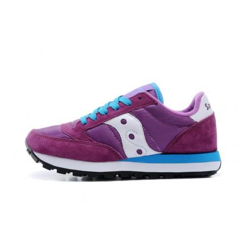 Saucony Jazz Purple женские кроссовки