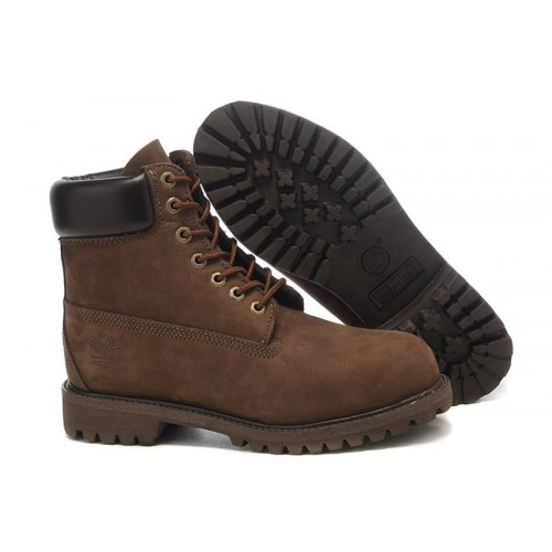 Timberland Classic 6 inch Brown Boots мужские Тимберленды
