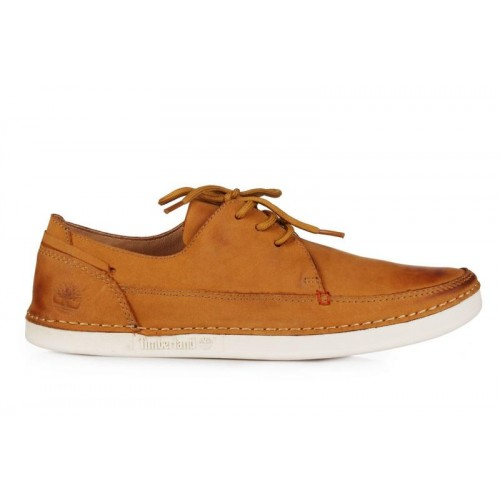 Timberland Earthkeepers Second Boat Yellow мужские туфли