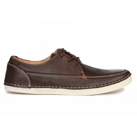 Timberland Boat Brown