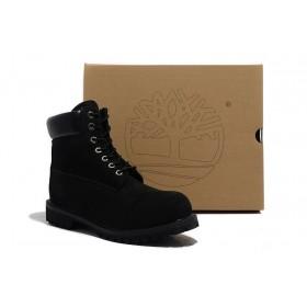 Timberland 6 inch Black