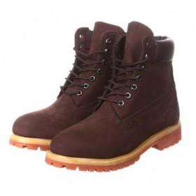 Timberland 6 inch Boots Dark Chocolate
