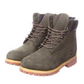 Timberland 6 inch Boots Grey 2