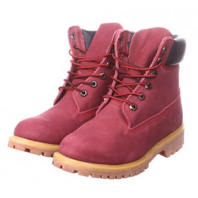Timberland 6 inch Boots Pink женские ботинки