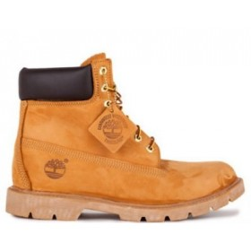 Timberland 6 inch Yellow Boots 2