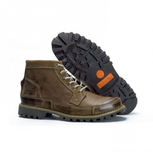 Timberland Earthkeepers Rugged Mid Grey Khaki мужские