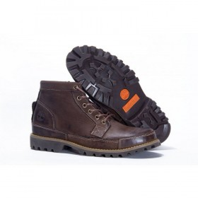 Timberland Earthkeepers Rugged Mid Brown