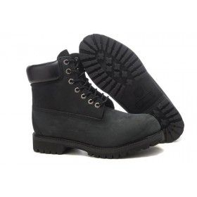 Timberland Classic 6 inch Black Boots мужские Тимберленды