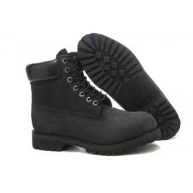 Timberland Classic 6 inch Black Boots мужские Тимберленды