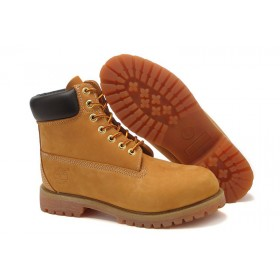 Timberland Classic 6 inch Yellow Boots мужские Тимберленды