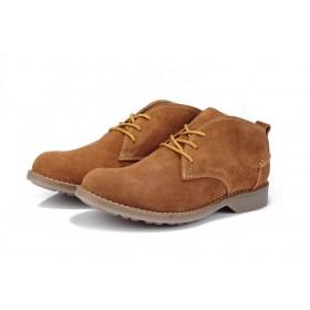 Мужские туфли Timberland (Тимберленд) Earthkeepers Classic Mid Casual Brown