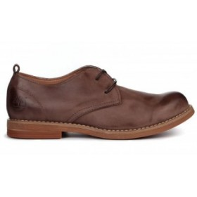 Timberland Hartwick Plain Toe Oxford Brown Kors