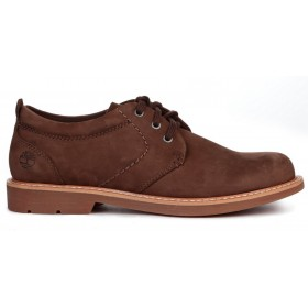 Timberland Hartwick Plain Toe Oxford Brown