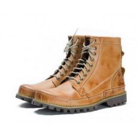 Timberland Rugged High Yellow Winter Edition