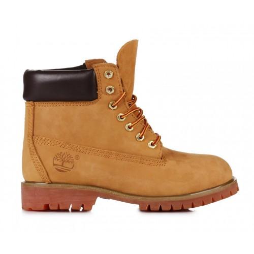Timberland 6 inch Classic Yellow Boots женские Тимберленды