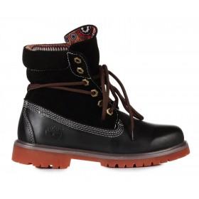 Timberland Classic Bandits Black женские ботинки