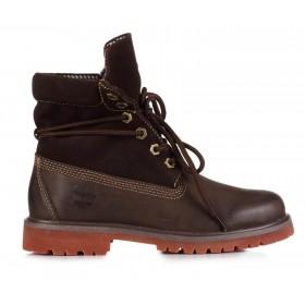 Timberland Classic Bandits Brown женские ботинки