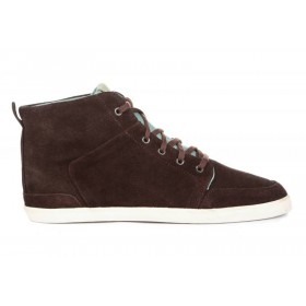 T&J High Casual Keds Brown мужские кеды