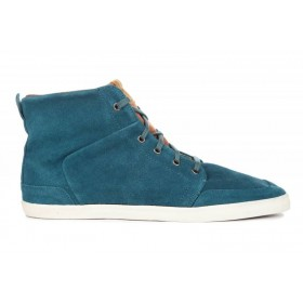 T&J High Casual Keds Green мужские кеды