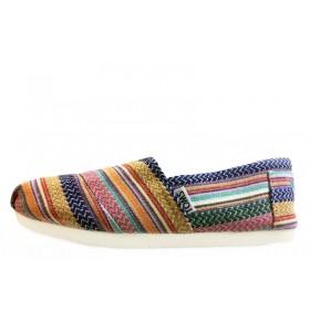Toms Classic Multicolor женские эспадрильи