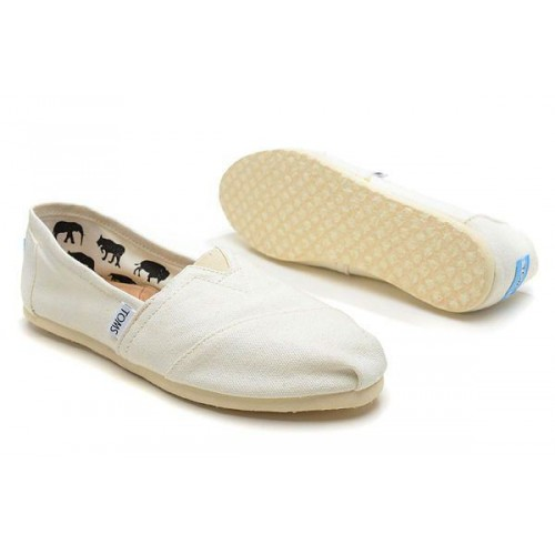 Эспадрильи мужские Toms Classic White