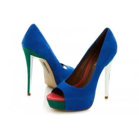 Женские туфли Nine West Claudius Blue